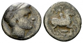 Lysimachos AR Tetrobol, very rare, ex M&M FPL 77 (1948) 