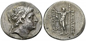 Prusias II AR Tetradrachm 