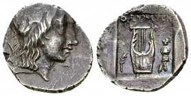 Olympos AR Hemidrachm 