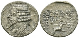 Phraates IV AR Tetradrachm 