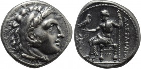 KINGS OF MACEDON. Alexander III 'the Great' (336-323 BC). Tetradrachm. Korinth.