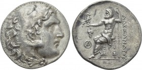 KINGS OF MACEDON. Alexander III 'the Great' (336-323 BC). Tetradrachm. Mint in the Black Sea Region.