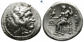 Kings of Macedon. Sardeis. Antigonos I Monophthalmos 320-301 BC. As Strategos of Asia, 320-306/5 BC. In the name and types of Alexander III. Struck ci...