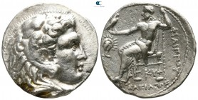 Kings of Macedon. Babylon. Philip III Arrhidaeus 323-317 BC. Struck under Perdikkas, circa 323-320 BC. Tetradrachm AR