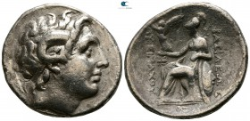 Kings of Thrace. Ephesos. Macedonian. Lysimachos 305-281 BC. Struck circa 294-287 BC. Tetradrachm AR