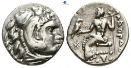 Eastern Europe. Imitations of Alexander III and his successors after 268 BC. Drachm AR