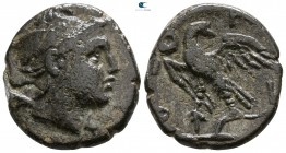 Kings of Macedon. Uncertain mint. Perseus 179-168 BC. Bronze Æ