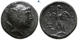 Kings of Macedon. Uncertain mint in Macedon. Perseus 179-168 BC. Bronze Æ
