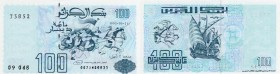 Algeria, 100 Dinars, 1992, UNC, p137