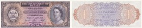 Belize, 2 Dollars, 1975, UNC, p34b