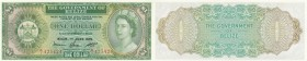 Belize, 1 Dollar, 1975, UNC, p33b