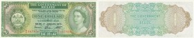 Belize, 1 Dollar, 1976, UNC, p33c
