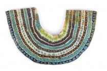 Egyptian Pectoral mosaic glass inlay