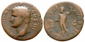 Agrippa, Issue by Titus, 80 - 81 AD