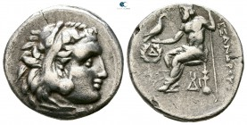 "Kings of Macedon. Uncertain mint or Magnesia ad Maeandrum. Alexander III ""the Great"" 336-323 BC. Drachm AR"