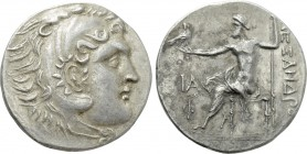 KINGS OF MACEDON. Alexander III 'the Great' (336-323 BC). Tetradrachm. Phaselis. Dated CY 11 (208/7 BC).