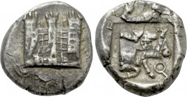 ASIA MINOR. Uncertain southern mint. Stater (Circa mid 5th century BC).