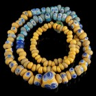 Celtic Eye-Beads Necklace