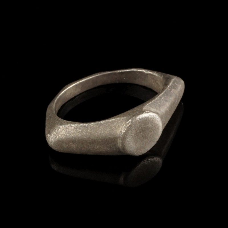 Roman Silver Ring