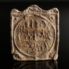 "Roman Danubian Rider ""Mystery Plaque""