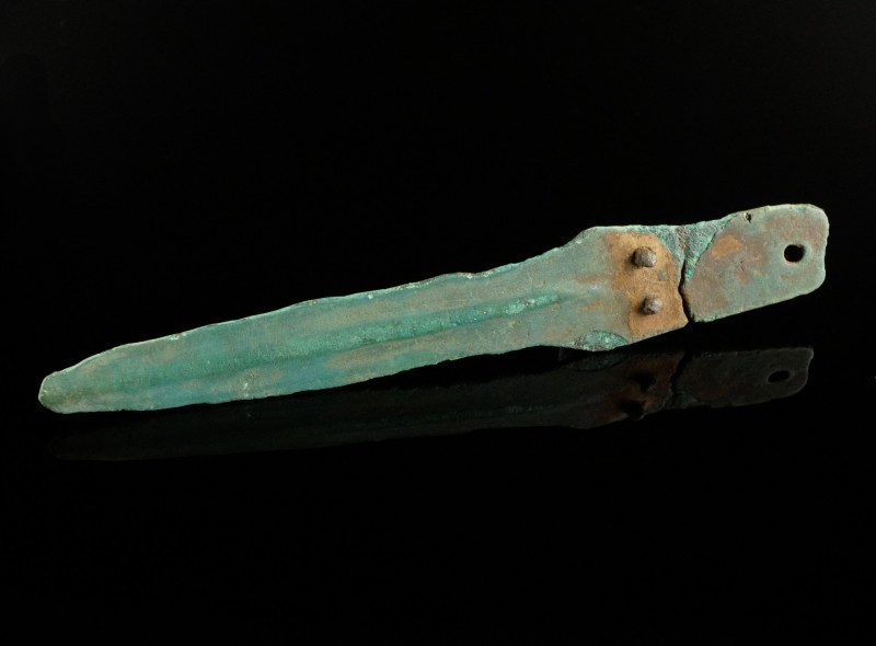 Bronze Age Dagger
