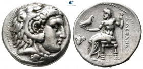 "Kings of Macedon. Memphis. Alexander III ""the Great"" 336-323 BC. Tetradrachm AR"