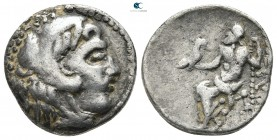 Asia Minor. The Galatians (?) circa 300-100 BC. Imitations of Alexander III of Macedon. Drachm AR