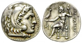 Alexander 'the Great' AR Drachm, Miletus 