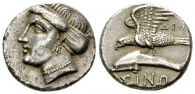 Sinope AR Drachm, c. 330-300 BC 