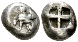 Chios AR Stater, c. 490-435 BC 