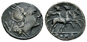 Anonymous AR Quinarius, after 211 BC 