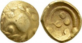CENTRAL EUROPE. Vindelici. GOLD Stater (Early 1st century BC).