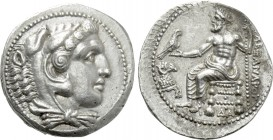 KINGS OF MACEDON. Alexander III 'the Great' (336-323 BC). Tetradrachm. Damaskos. Possible lifetime issue.