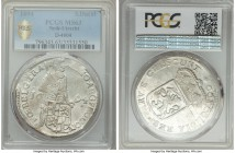Utrecht. Provincial silver Ducat 1694 MS63 PCGS, KM65, Dav-4904. An early Daalder type that comes almost universally crudely struck, and hence a great...