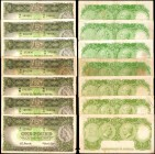 AUSTRALIA. Commonwealth of Australia. 1 Pound, (1953-60). P-30. Very Fine.