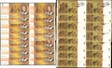 AUSTRALIA. Reserve Bank of Australia. 1 Dollar, (1974-83). P-42. Choice About Uncirculated.