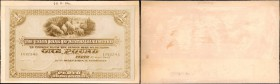 AUSTRALIA. Union Bank of Australia Limited. 1 Pound, 1905. P-UNL. Archival Photograph. Mounted on Cardstock.
