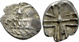 CENTRAL EUROPE. Noricum (West). Obol (2nd-1st centuries BC).