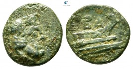Kings of Macedon. Uncertain mint. Philip V 221-179 BC. Bronze Æ