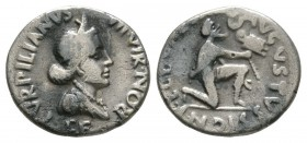 Ancient Roman Imperial Coins - Augustus - Parthian Kneeling Denarius