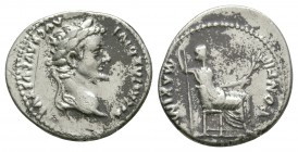 Ancient Roman Imperial Coins - Tiberius - 'Tribute Penny' Denarius
