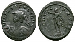 Ancient Roman Imperial Coins - Probus - Hercules Antoninianus