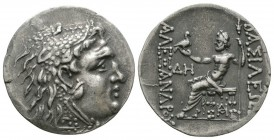 Ancient Greek Coins - Macedonia - Alexander III (the Great) - Zeus Tetradrachm