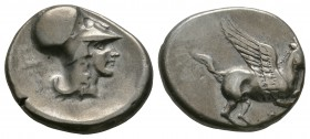 Ancient Greek Coins - Corinth - Pegasos Stater