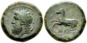 Syracuse AE Dilitron, c. 344-317 BC 