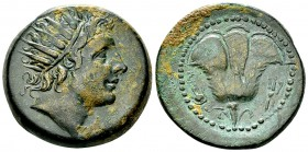 Rhodos AE 30, c. 88 BC 