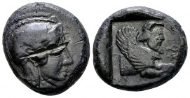 Kherei AR Stater, c. 420-400 BC 