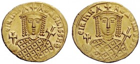 THE BYZANTINE EMPIRE 