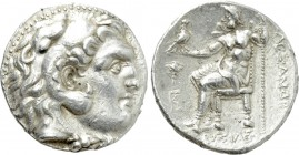KINGS OF MACEDON. Alexander III 'the Great' (336-323 BC). Tetradrachm. Uncertain mint in southern Asia Minor.