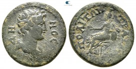 Phrygia. Traianopolis  . Pseudo-autonomous issue circa AD 117-138. Time of Hadrian. Bronze Æ